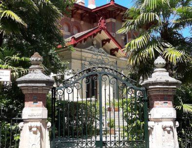 villa Alexandre Dumas en ville d'hiver