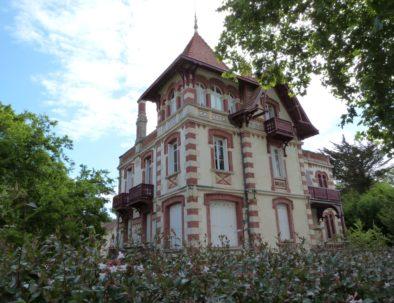 villa teresa en ville d'hiver