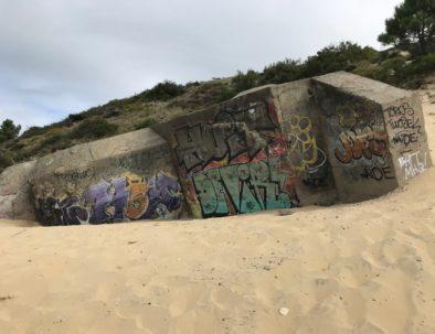 Bunker de la Dune du Pilat